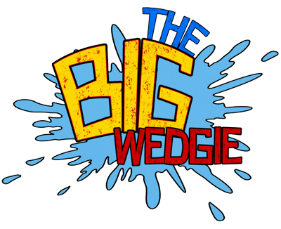 The Big Wedgie Logo